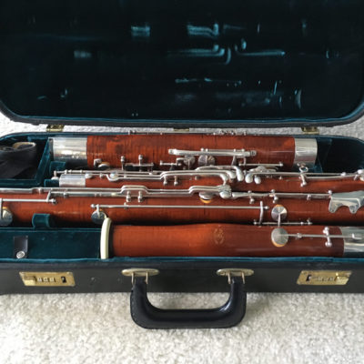 Bassoons For Sale | Aria Double Reeds