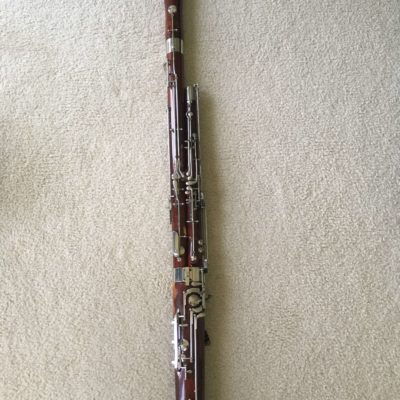 Used Bassoons For Sale | Aria Double Reeds